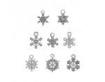 Adornments Snowflakes